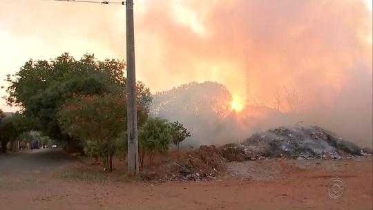 Problemas de saúde causados por queimadas aumentou em 50% na região de Rio Preto