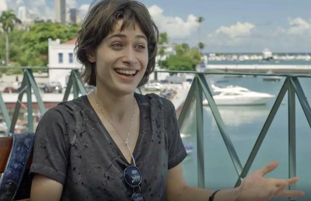 No último capítulo, Manu (Luisa Arraes) aparecerá em sua festa de formatura do curso de Medicina ao lado de toda a família (Foto: TV Globo)