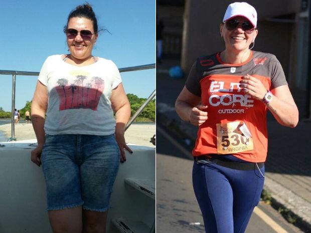 'Não deixei de comer o que gosto', conta dona de casa que mudou de hábitos e perdeu 30 kg no Paraná