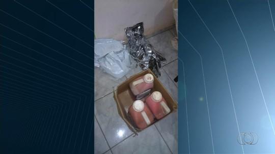 Agrotóxicos contrabandeados eram misturados a veneno de rato, diz PF