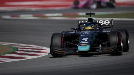 Foto: (Joe Portlock/FIA F2)