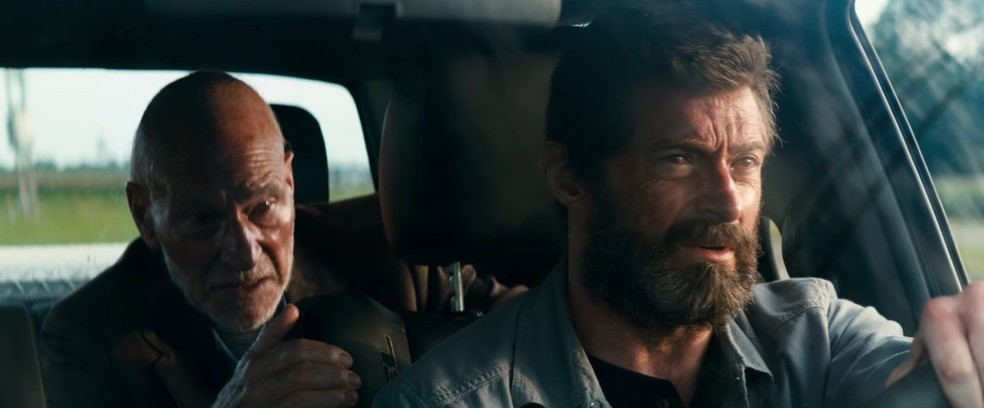 cena de Logan; Hugh Jackman — Foto: Divulgação