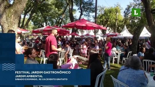 Gastronomia, música e inclusão pelo esporte são os destaques do Minuto RPC para este fim de semana