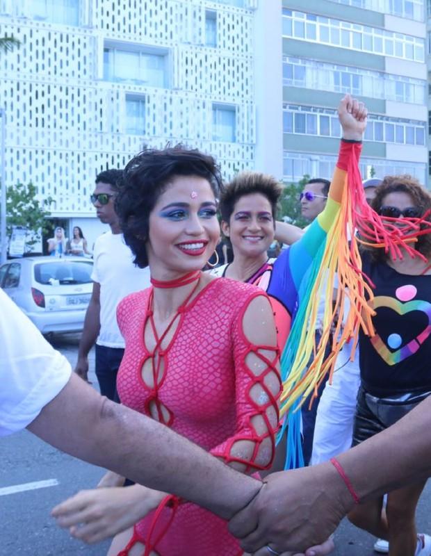 Nanda Costa e Lan Lahn (Foto: Daniel Pinheiro/AgNews)