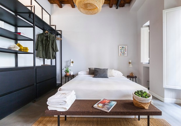 Loft em Milão, a partir de 97 euros a diária (Foto: Divulgação)