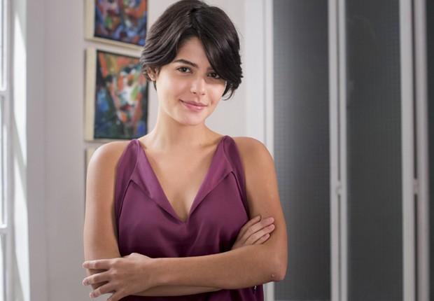 Julia Dalavia (Foto: Divulgação/TV Globo)