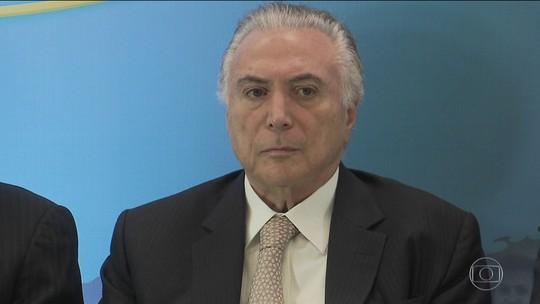 Temer vai ao Supremo para tentar manter posse de Cristiane Brasil