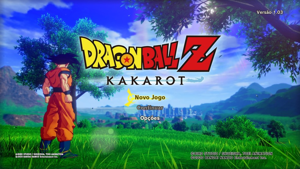 Dragon Ball Z: Kakarot traz de volta as sagas originais — Foto: Reprodução/Felipe Vinha
