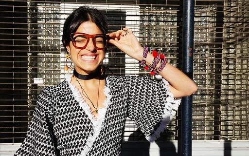 004afca3c Óculos de grau: armações statement para apostar nesta temporada - Vogue    tendências