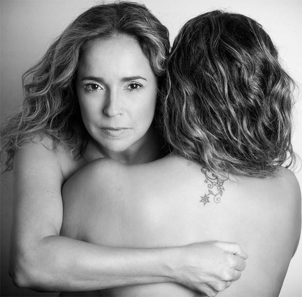 Daniela Mercury e Malu Verçosa (Foto: Celia Santos/Instagram)
