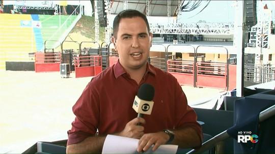 Hoje tem Jorge e Mateus na Expo Umuarama