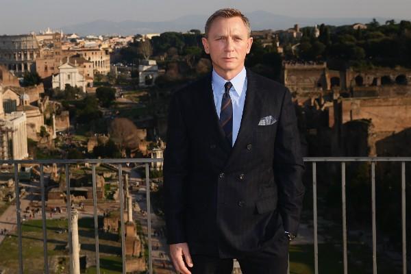 Craig interpretará Bond pela quarta vez em '007 Contra Spectre' (Foto: Getty Images)