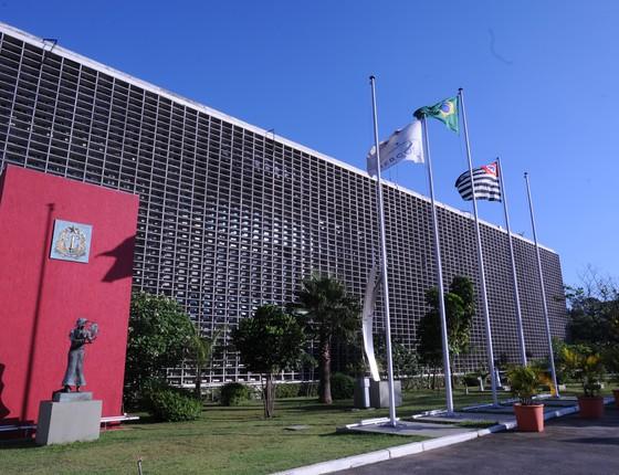 Assembleia Legislativa do Estado de São Paulo  (Foto: Marcia Yamamoto / ALESP)