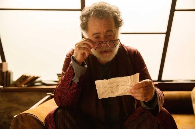 Tony Ramos como o protagonista de 'Quase memória' (Foto: Eduardo Martino)