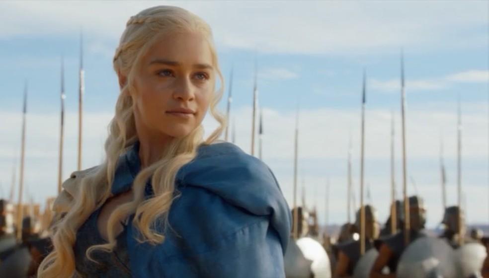 Alto Valiriano é o idioma de Daenerys em Game of Thrones (Foto: Divulgação/HBO)
