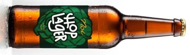 Noi: longneck Hop Lager