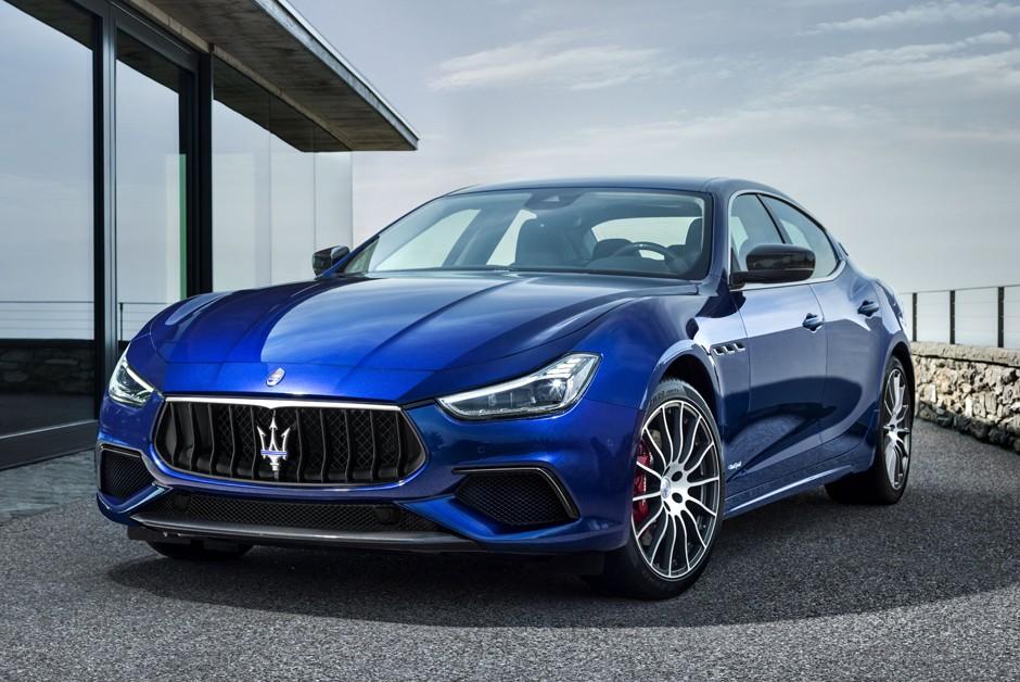 Maserati Ghibli S Q4 (Foto: Divulgação)
