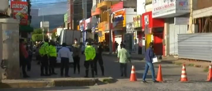Quatro cidades do interior do Ceará decretam isolamento social rígido para combater a propagação da Covid-19