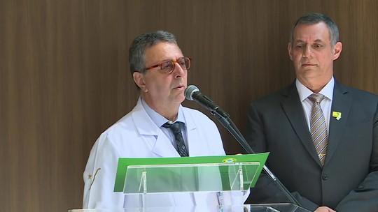 Bolsonaro terá alta nesta segunda (16)