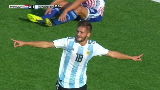 Argentina e Chile vencem no Sul-Americano Sub-17 e se classificam para Mundial