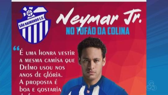 """Adeus, esquecimento: """"proposta"""" por Neymar devolve fama a clube tradicional"""