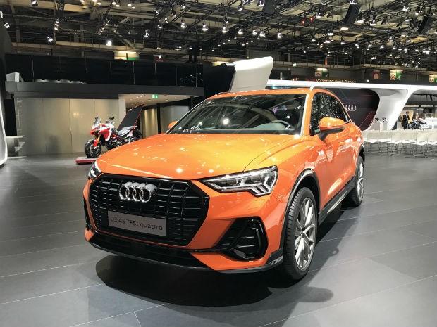 Audi Q3 2019 (Foto: Michelle Ferreira/Autoesporte)