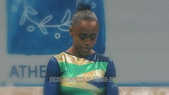 Esportivamente: Daiane dos Santos relembra participação em Jogos Olímpicos e Mundial de ginástica artística