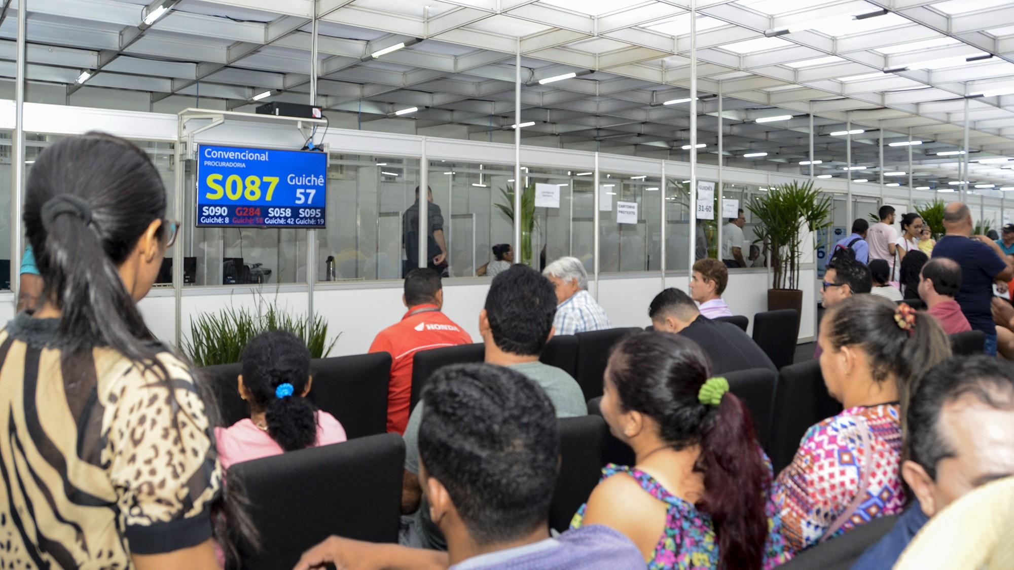Mutirão de Negociação de Palmas é prorrogado até o fim de novembro; veja os locais de atendimento - Notícias - Plantão Diário