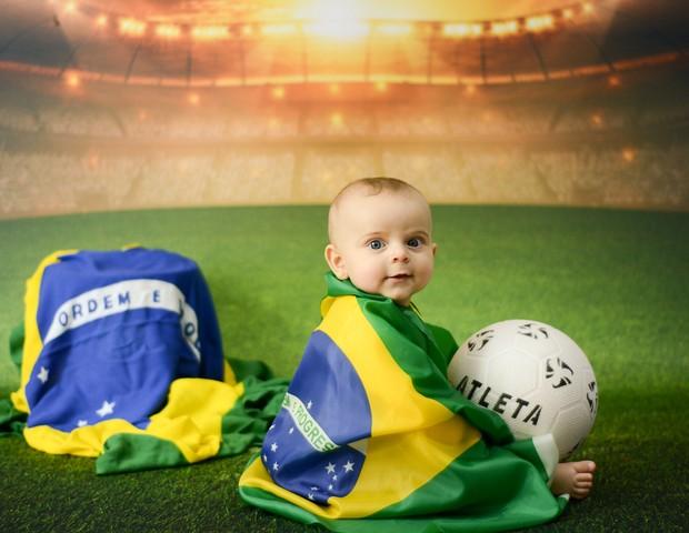 Ensaio Copa do Mundo (Foto: Reprodução Instagram/Bia Mantovani Fotografia)