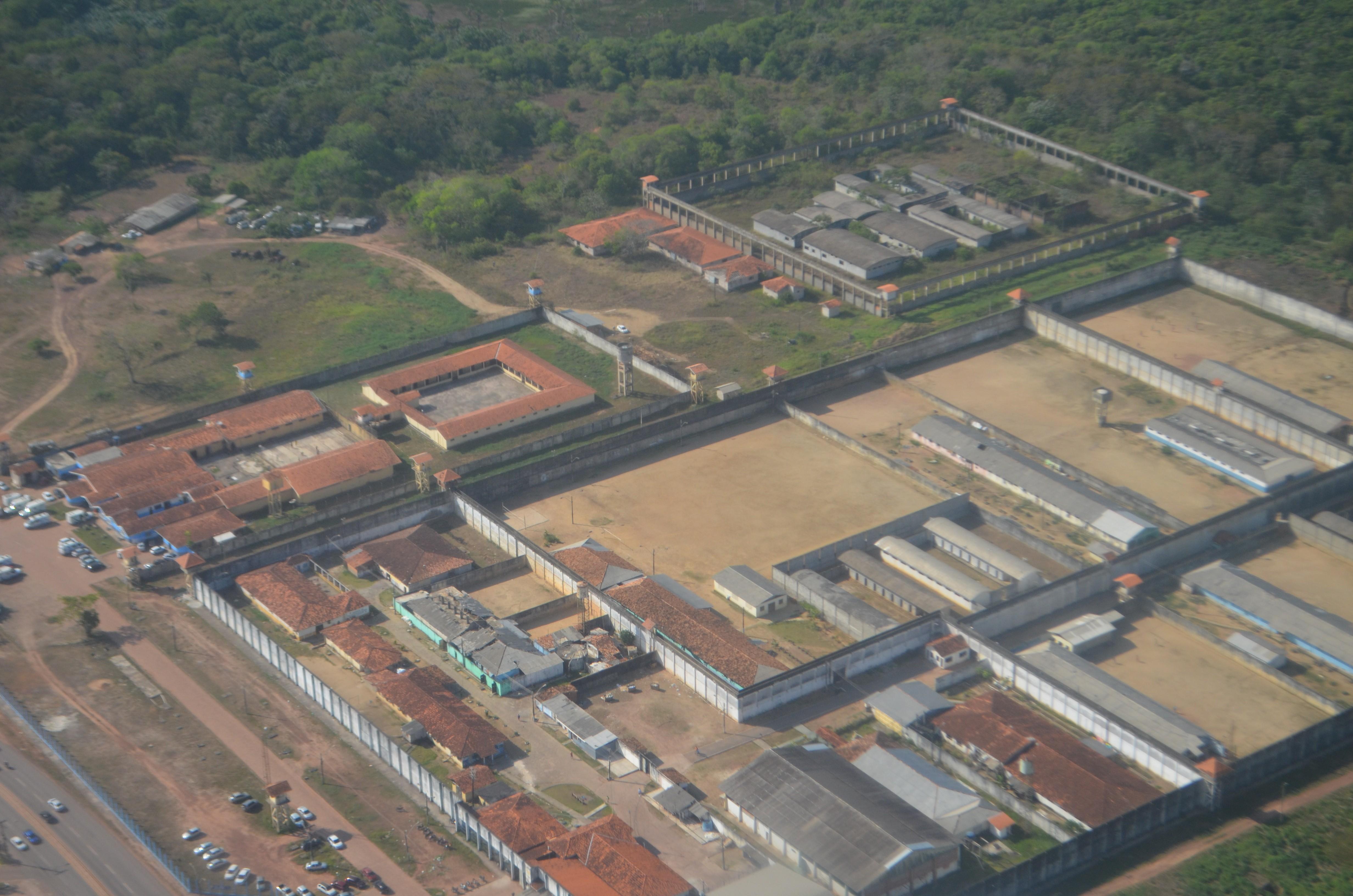 Sistema prisional do Amapá registra 1ª morte de detento por Covid-19