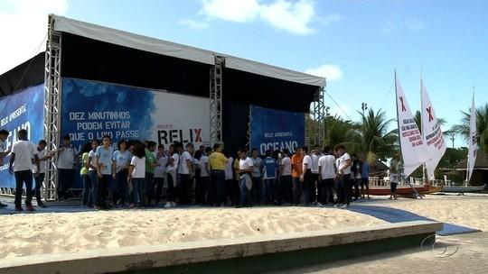 Projeto Relix volta a AL com peça sobre o cuidado dos oceanos