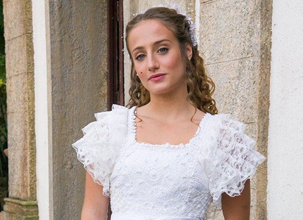 Bruna Griphao vive Lídia em Orgulho e Paixão (Foto: Globo/Cesar Alves)