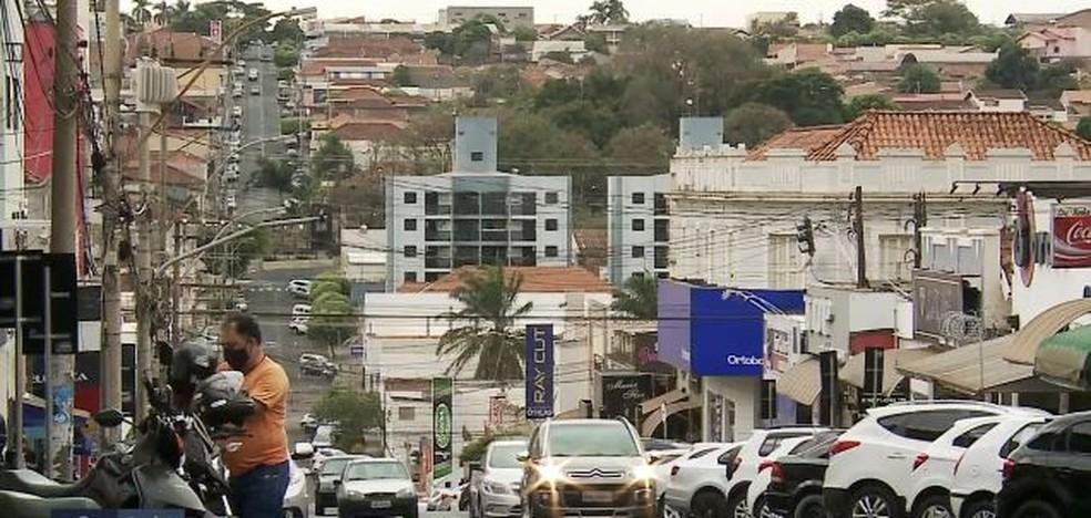 Matão é eleita a cidade mais segura do estado de SP, de acordo com levantamento — Foto: Reprodução EPTV