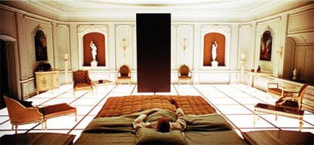 """Cena do filme """"2001 - Uma Odisseia no Espaço"""" (Foto: Reprodução)"""