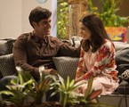 Marcos Pitombo e Sabrina Petraglia em 'Haja coração'   Felipe Monteiro/Gshow