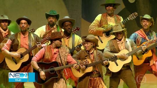 Musical com Michel Teló conta a história do sertanejo no Brasil