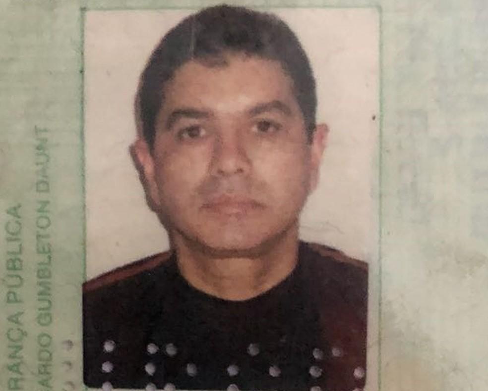 José Rodrigues dos Santos Neto foi morto durante assalto na zona sul de São José dos Campos (Foto: Arquivo Pessoal)