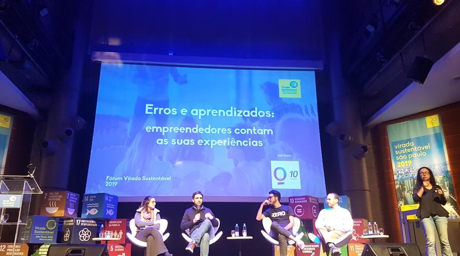 Virada Sustentável (Foto: Amanda Oliveira)