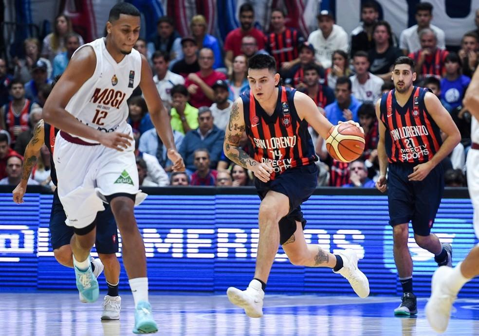 Gabriel Deck foi o destaque da final e MVP da Liga das Américas (Foto: FIBA Americas)