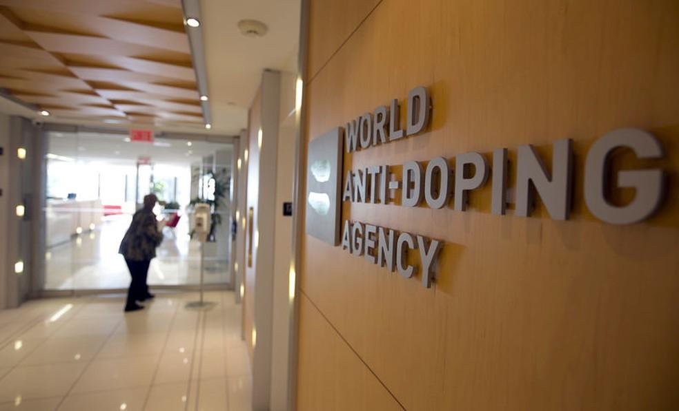 Agência Internacional Antidoping — Foto: Christinne Muschi/Reuters