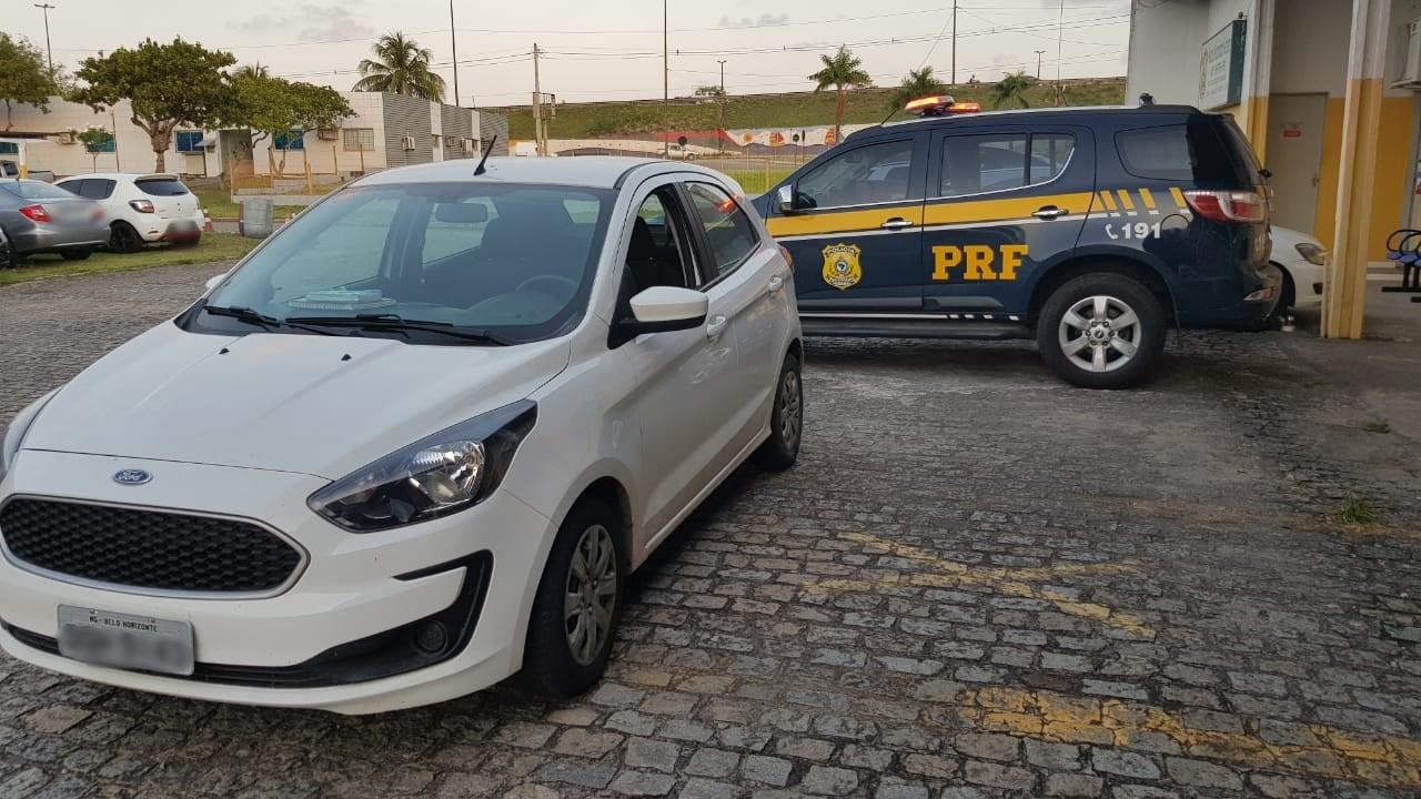 Homem é preso suspeito de tentar vender carro alugado, na Paraíba - Notícias - Plantão Diário