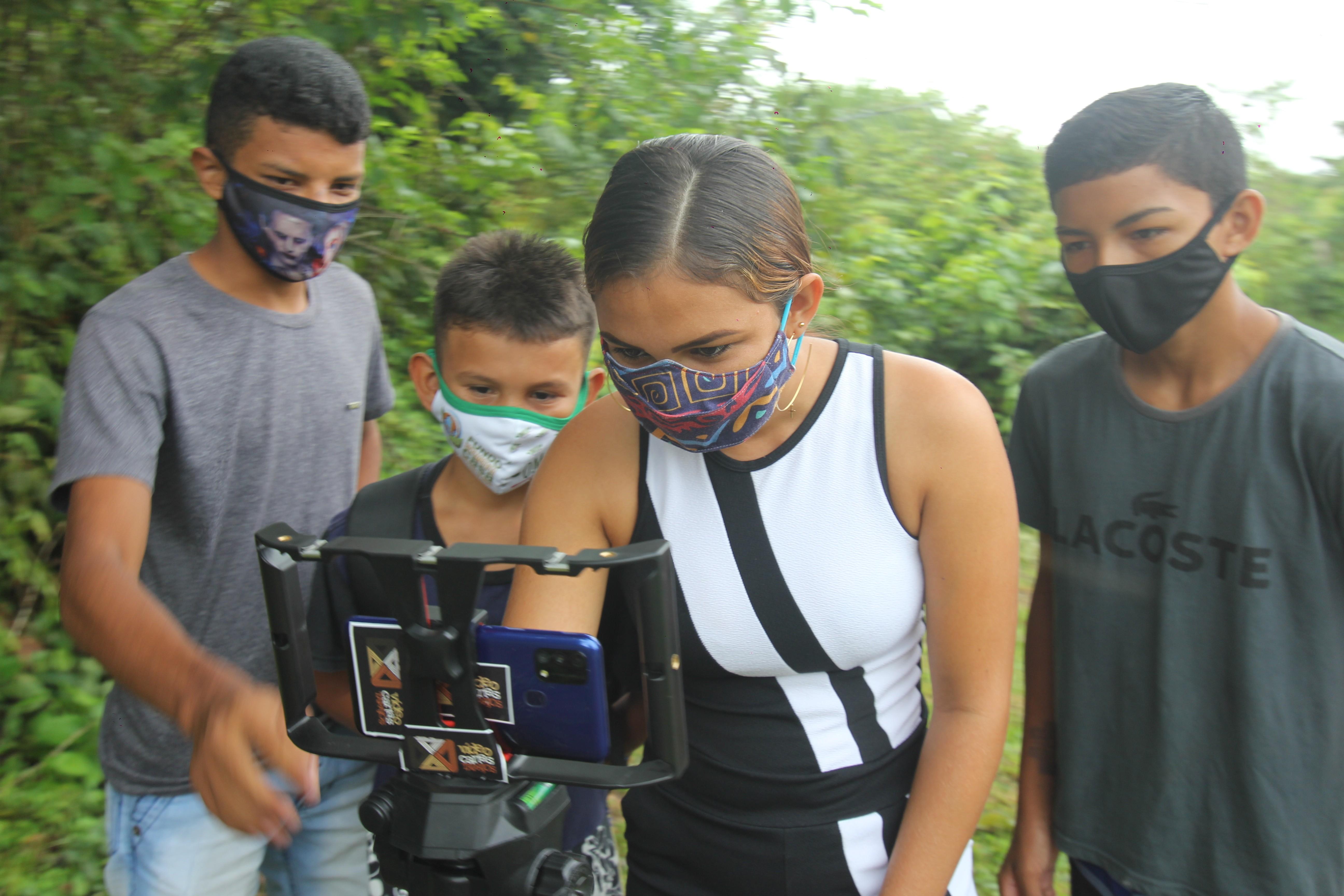 Live com caciques e lideranças indígenas lança projeto 'Vídeo-Cartas Tapajós-Arapiuns' nesta quinta, 23