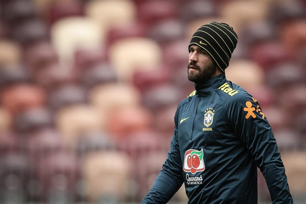 Alisson é cobiçado por Real Madrid e outros gigantes europeus (Foto: Pedro Martins / MoWA Press)