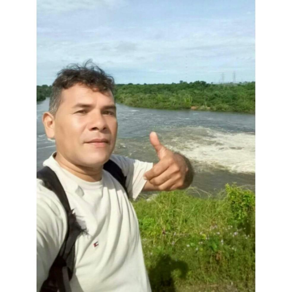 Flávio Lima de Souza já foi chefe do esquadrão de brigadistas (Foto: Arquivo Pessoal)
