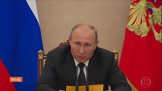 Primeiro-ministro do Japão deve se reunir com Putin para discutir disputa territorial