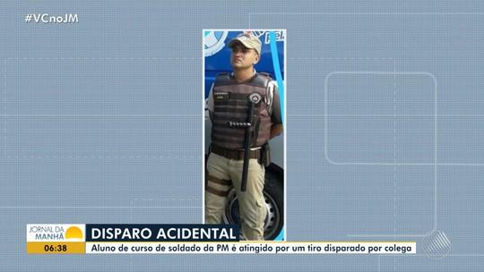 Aluno da PM morto por tiro acidental dormia quando foi atingido: 'Suspeito foi atuado em flagrante', diz comandante