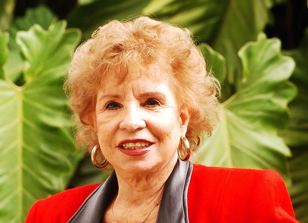 Daisy Lúcidi  — Foto: Márcio de Souza/TV Globo