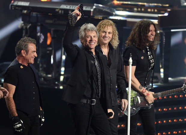 Bon Jovi (Foto: Getty Images)
