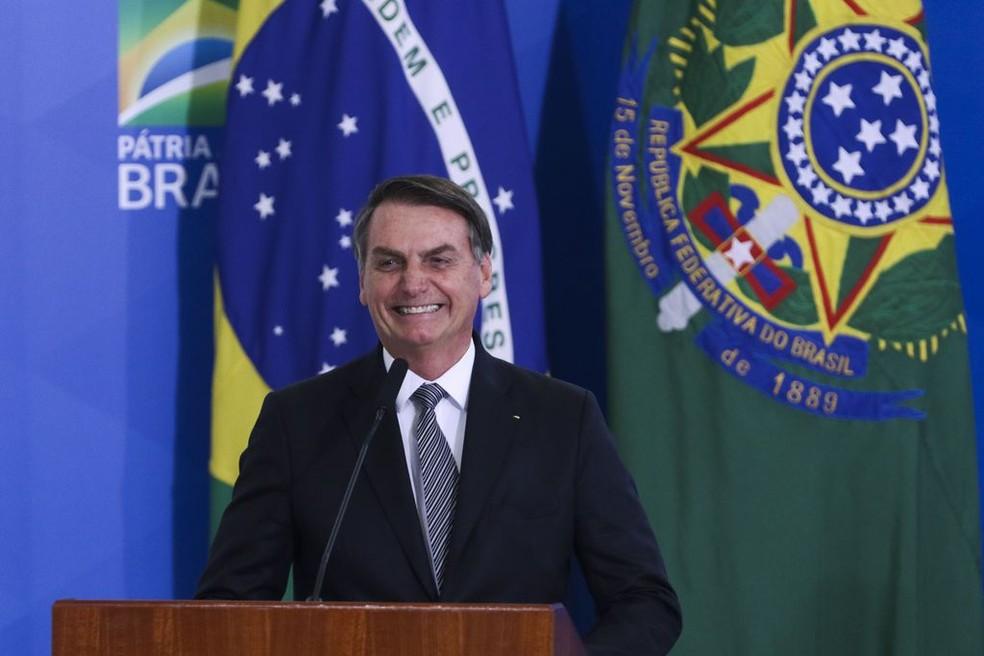O tema que tem gerado mais atritos entre a Igreja Católica e o governo Jair Bolsonaro é a questão indígena. — Foto: Valter Campanato/Agência Brasil