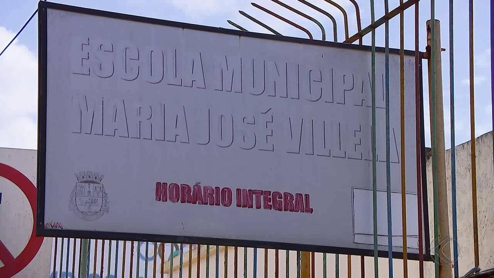-  Escola Municipal Maria José Villela, Centro, Juiz de Fora  Foto: Reprodução/TV Integração